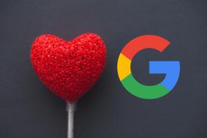 google, romance, heart, ppc, seo, sem