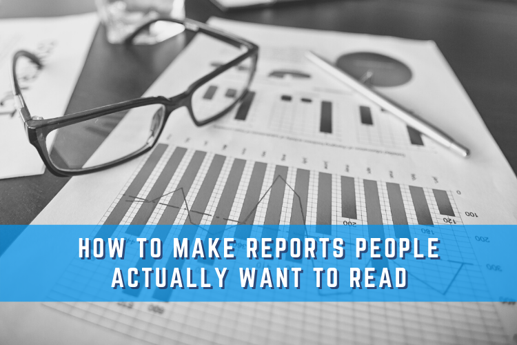 How to Make Readable Reports