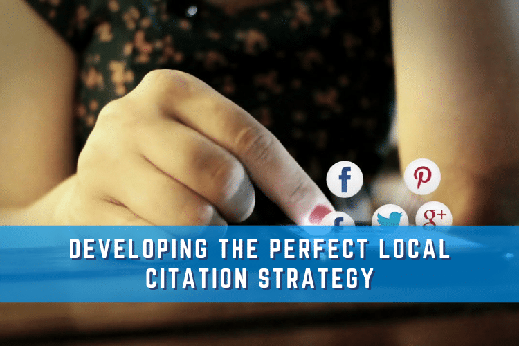 Local Citation Strategy Graphic