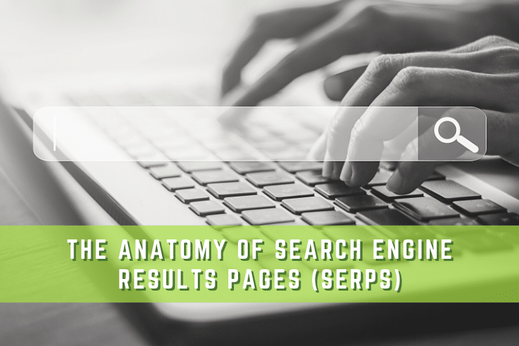 The Anatomy of Search Engine Results Pages (SERPs)