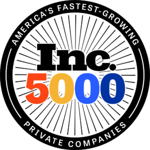 America's Fastest-Growing Private Companies - Inc. 5000 Award